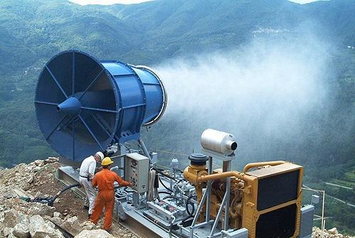 Latest Research Report on Dust Suppression Systems Market 2020-2025