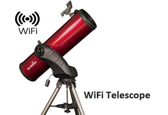 WiFi Telescope Market