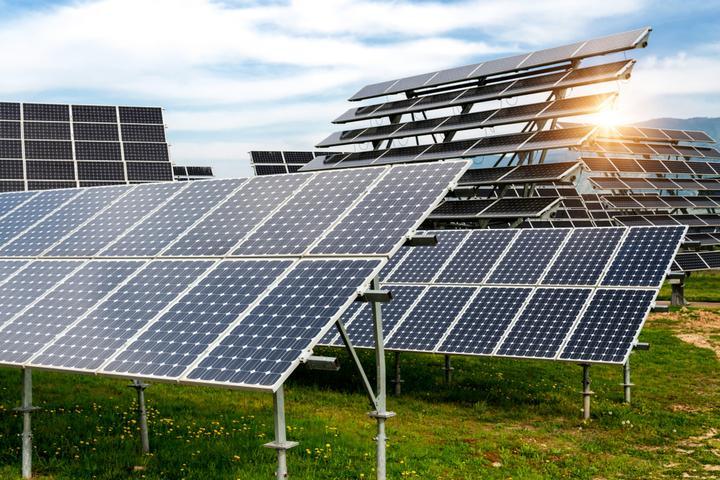 Solar Tracker Installation