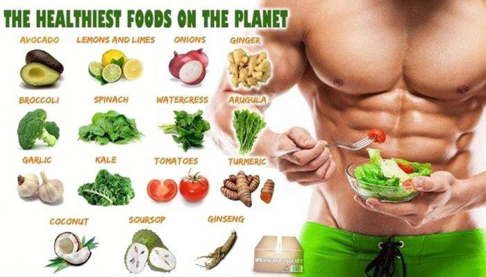 Fitness Nutrition Foods