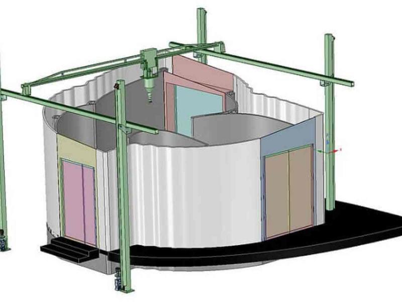 3D Printing Construction