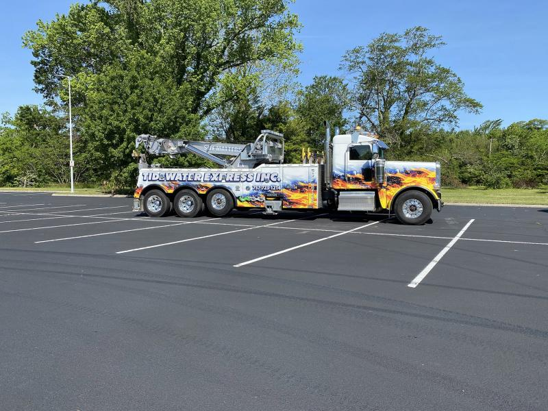 TEI Towing and Recovery Services