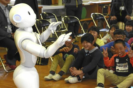 Teaching Robots Market