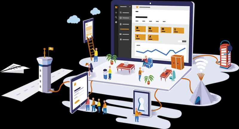 Coworking Space Management Software