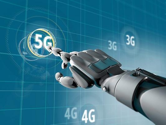 5G Enabled Autonomous Robots