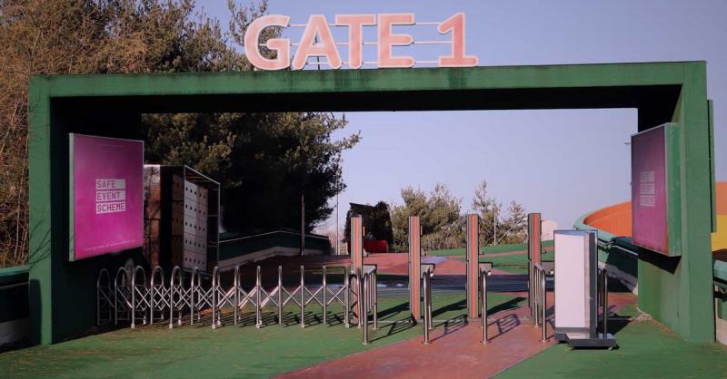 Safe Event Scheme - Gate Entrance