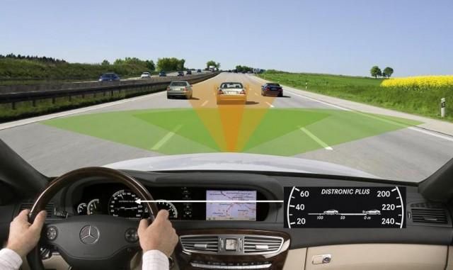 Automotive Adaptive Cruise Control System