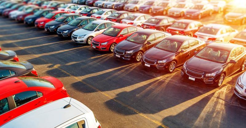 Used Cars Market Evolution of Outbreaks by True Value, Penske