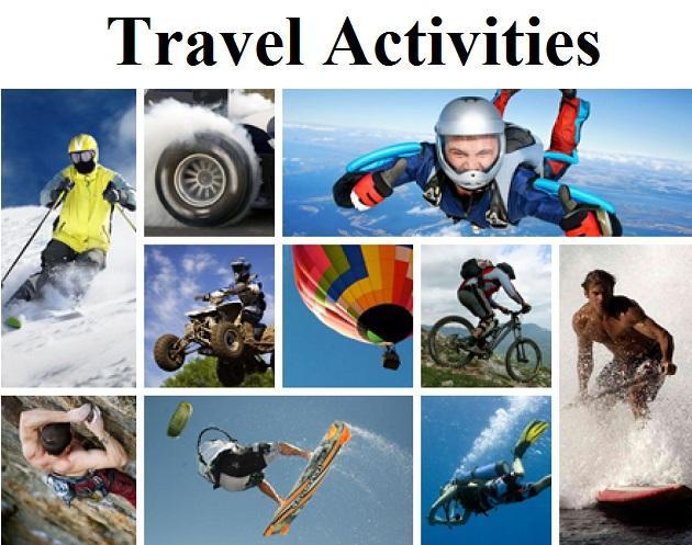 Travel Activities Market