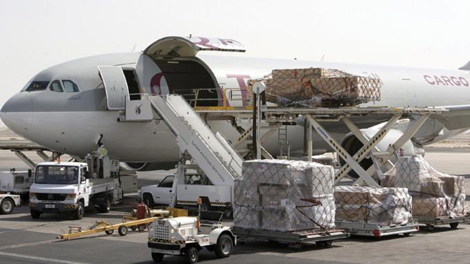 Aircraft Cargo Container