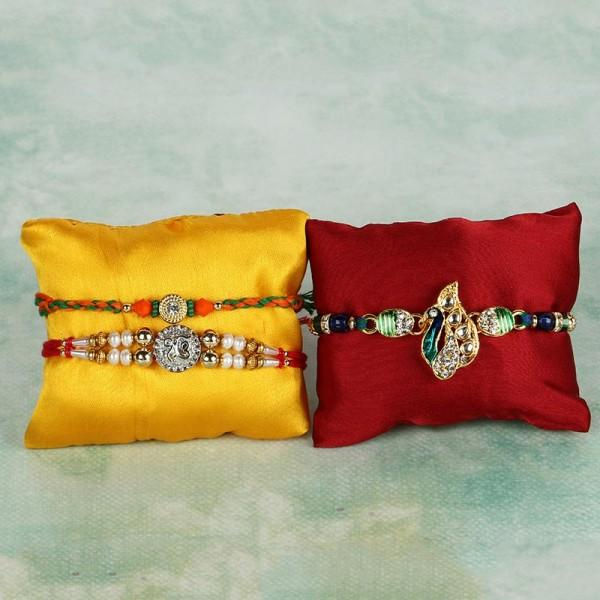 Amazing Collection of Online Rakhi for this Raksha Bandhan from