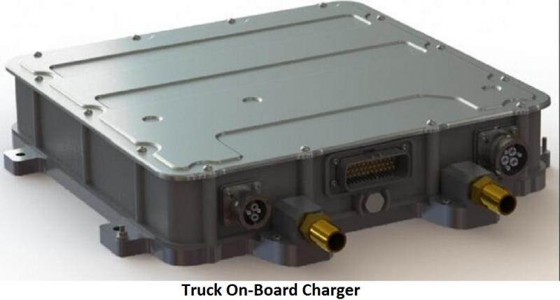 Truck On-board Charger