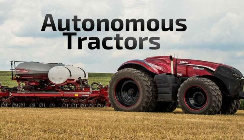 Autonomous Tractor Market - Premium Market Insights