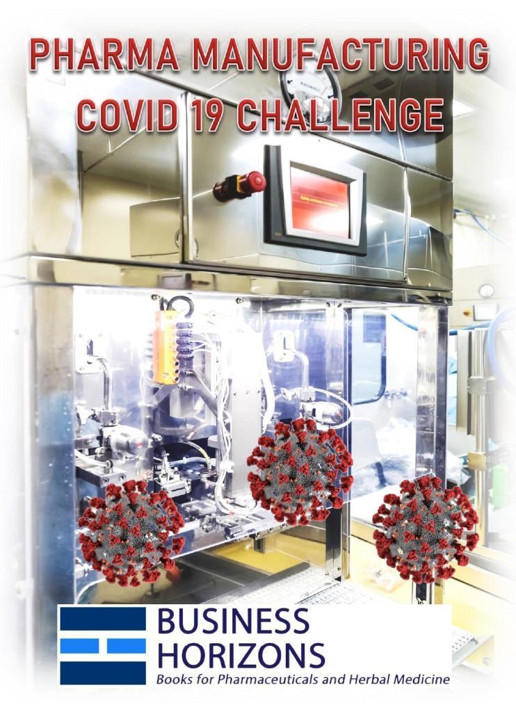 PHARMA MANUFACTURING COVID-19 CHALLENGE