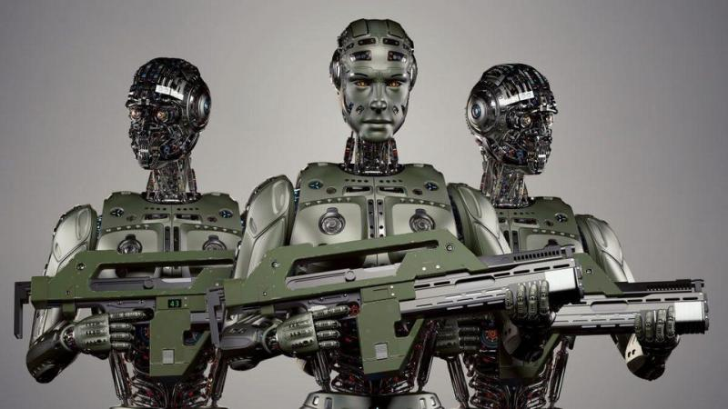 Robotics in Defense and Homeland Security
