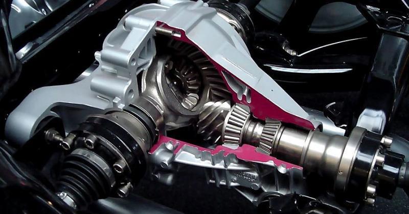 Automotive Differential