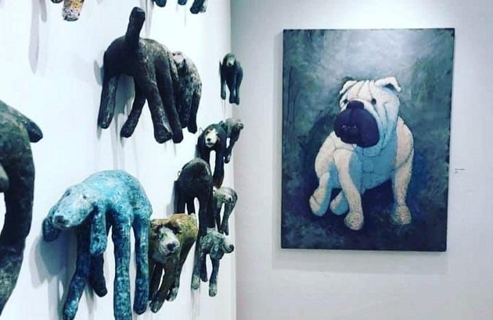 Skip Hartzell Dogs