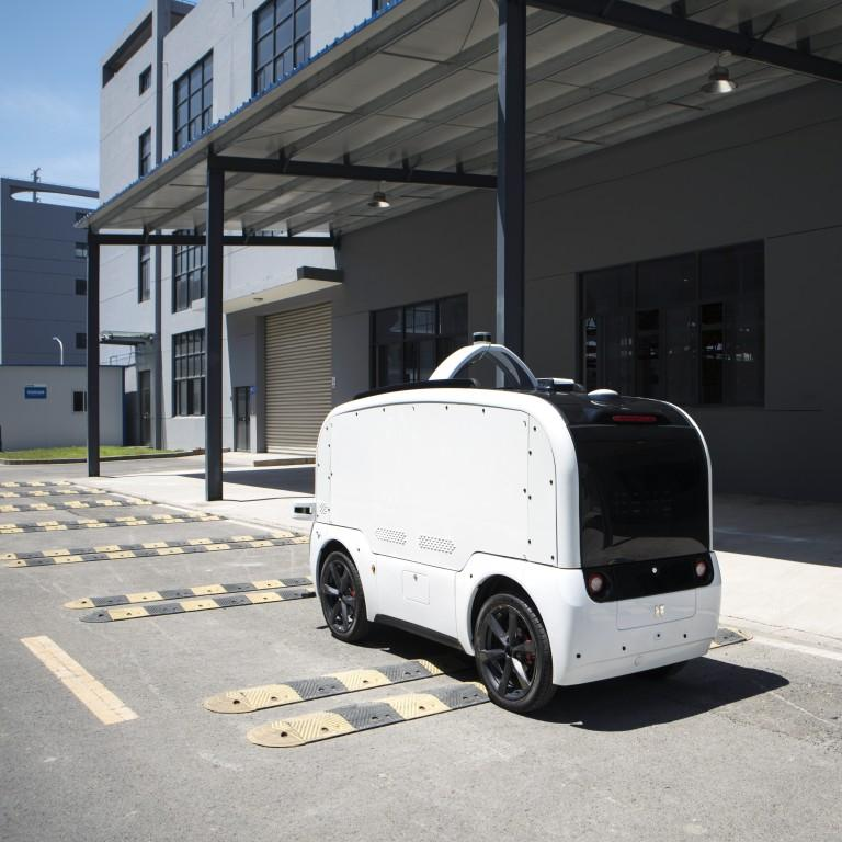 Driverless Delivery Vans , Driverless Delivery Vans Market, Driverless Delivery Vans Market Analysis