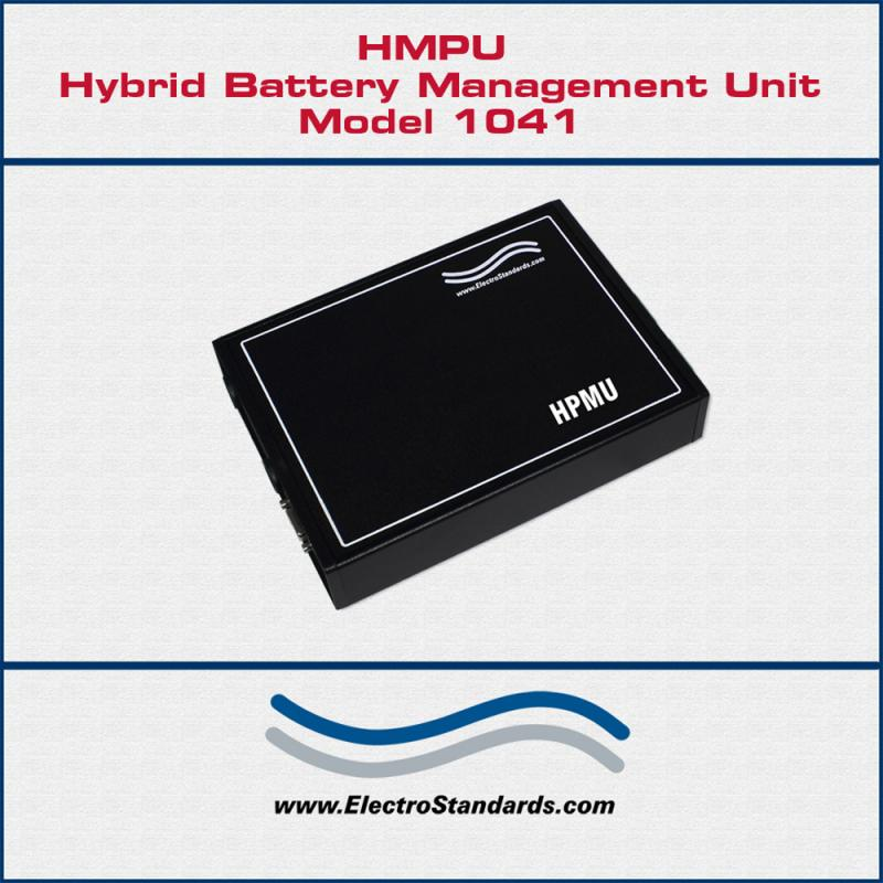 HPMU, Hybrid Power Management Unit