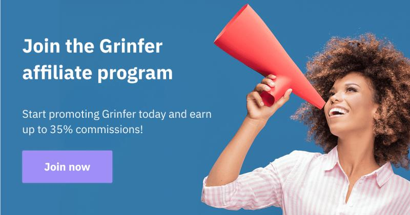 Grinfer, the global marketplace for online learning and teaching, announced the launch of the online courses affiliate program.