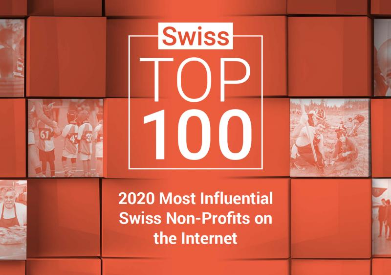 2020 Top 100: Most Influential Non-profits on the Internet