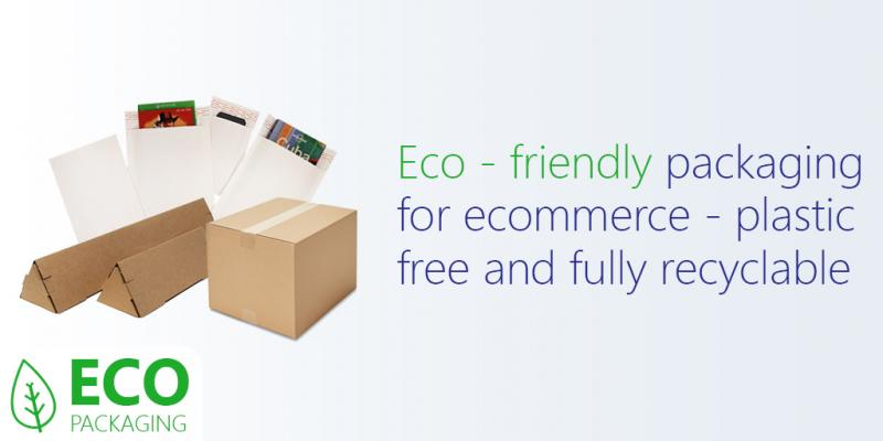 Eco Friendly Packaging Materials for Ecommerce