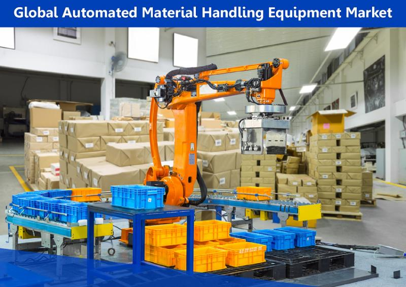 Automated Material Handling Equipment Market Growth, Size,