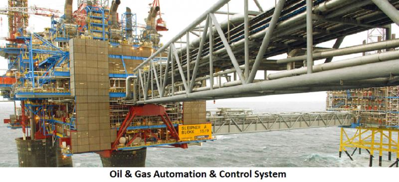 Oil & Gas Automation & Control System