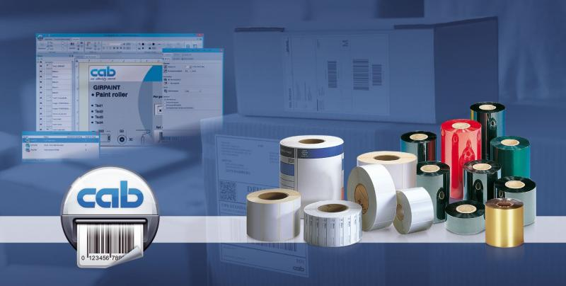 Smart label printing