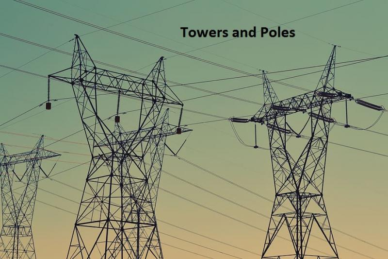 Towers and Poles Market
