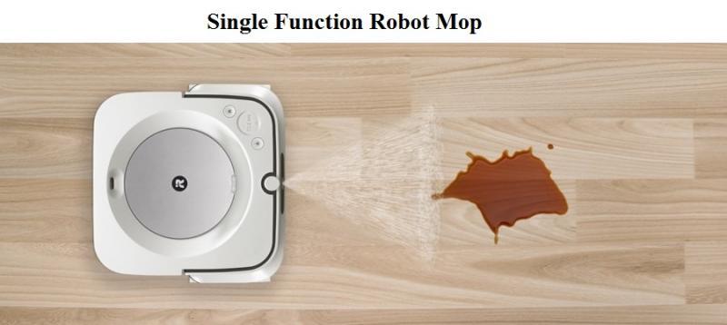 Single Function Robot Mop Market