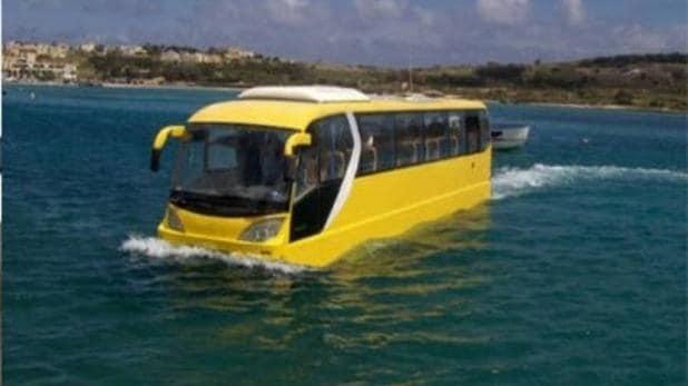 Water Bus Market