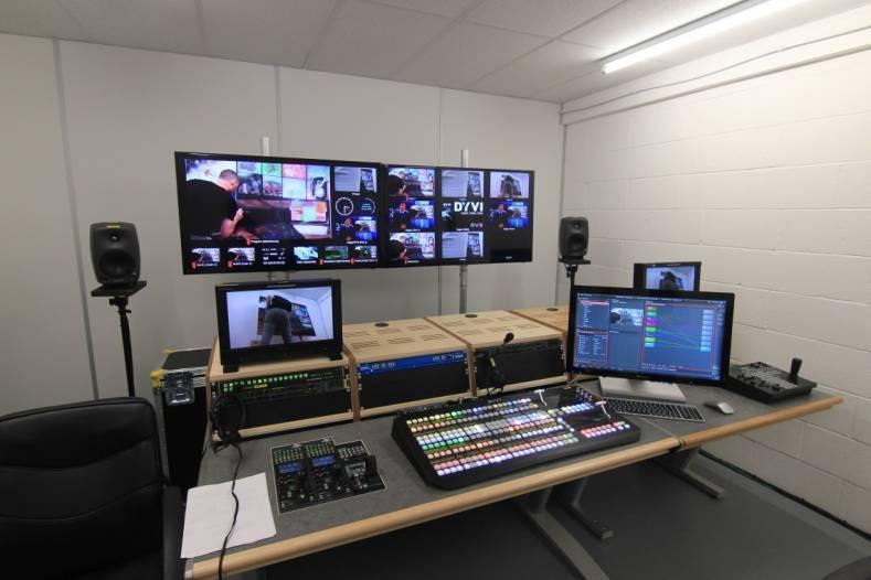 Live IP Broadcast Equipment