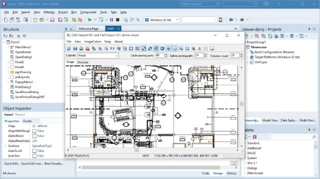 CAD Libraries Software