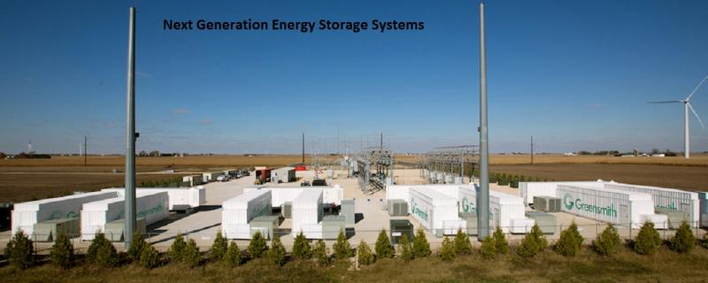 Next Generation Energy Storage Systems