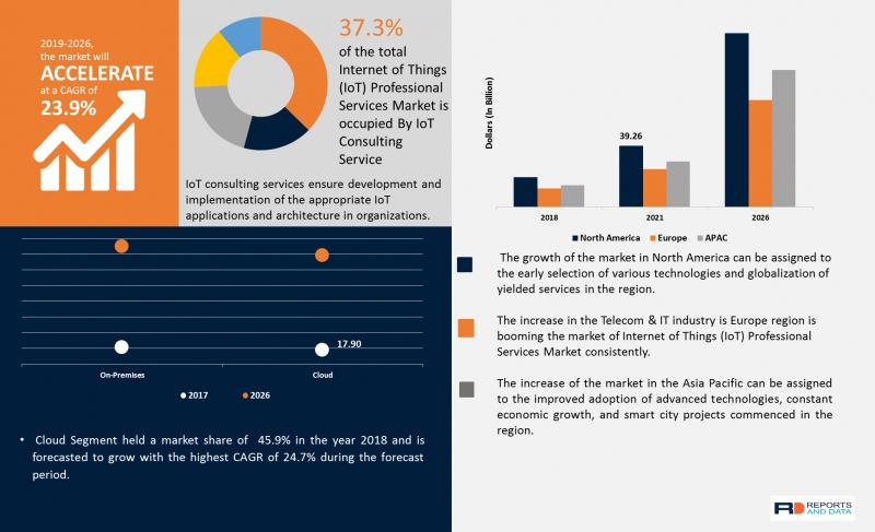Internet of Things (IoT) Professional Services market