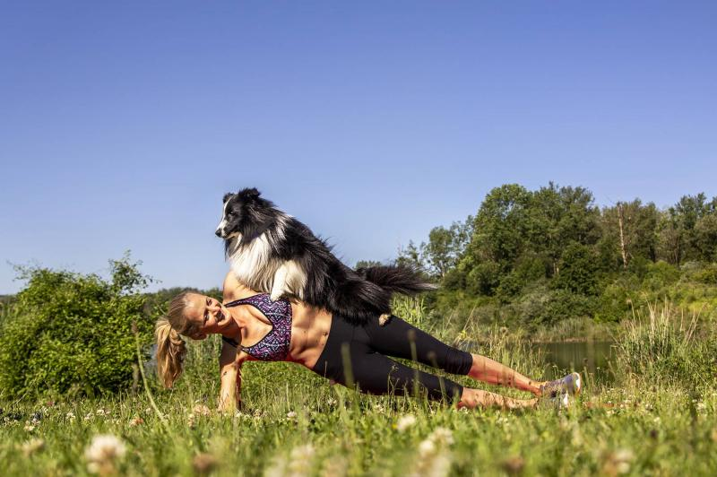 Tractive unveils its new Activity Monitoring feature to keep pets fit
