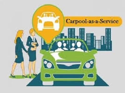 Carpool-as-a-service Market