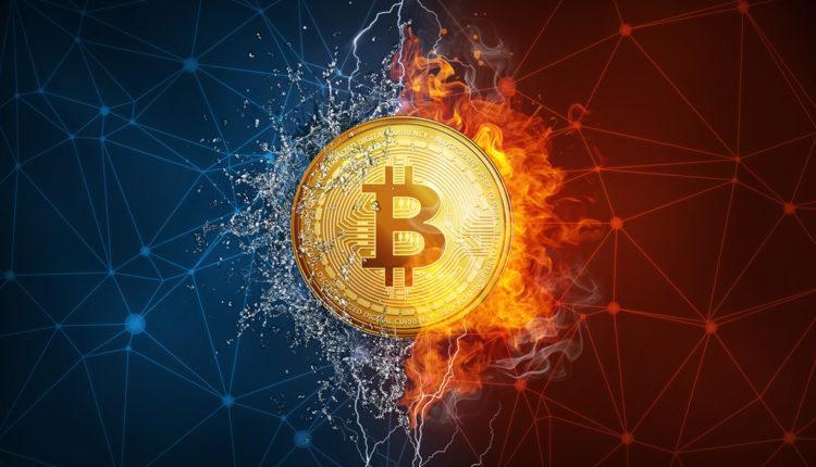Bitcoin End-User Market