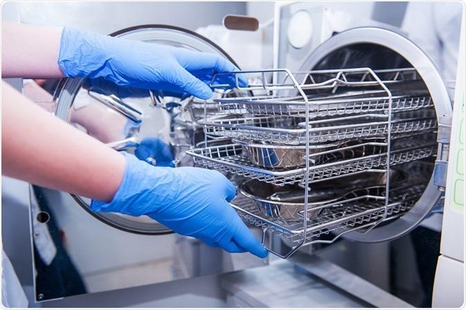 Healthcare Disinfection and Sterilization Equipment Market: