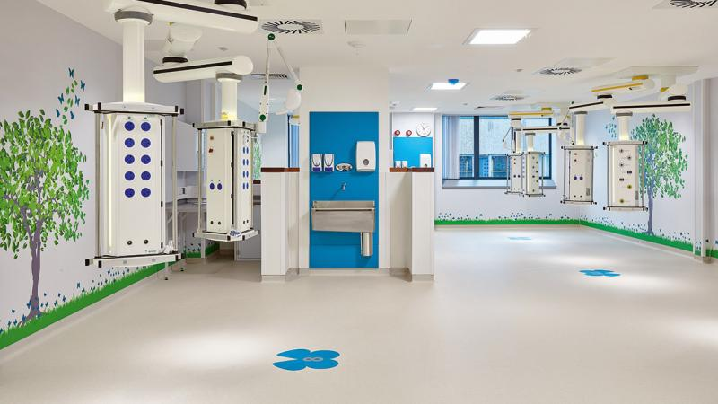 Global Healthcare & Hospital Flooring Market Expected