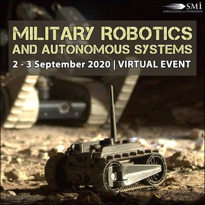 Military Robotics and Autonomous Systems 2020 announced as