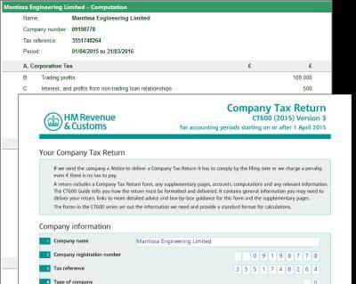 Corporation Tax Return Software Market Size, Share,
