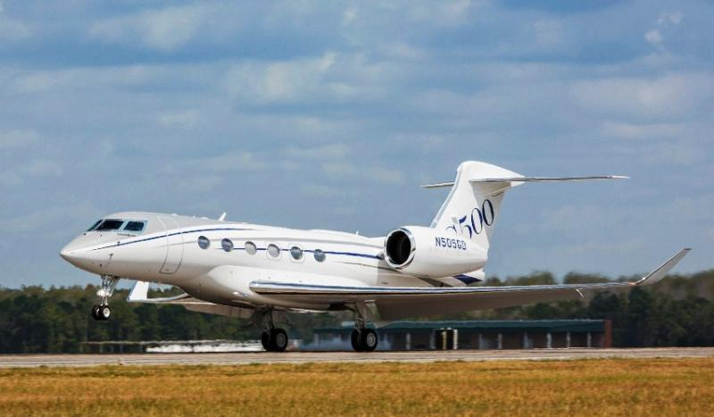 Royal Thai Army Planning to Buy Gulfstream G500 for $42 Million