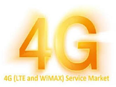4G (LTE and WiMAX) Service Market