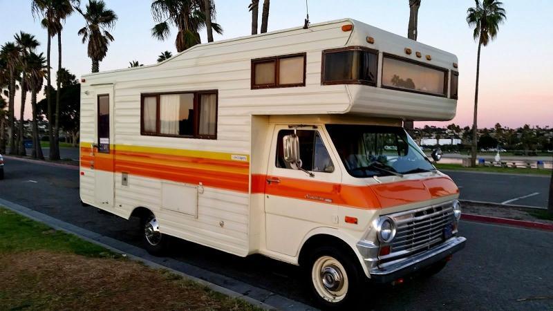 North America Recreational Vehicle