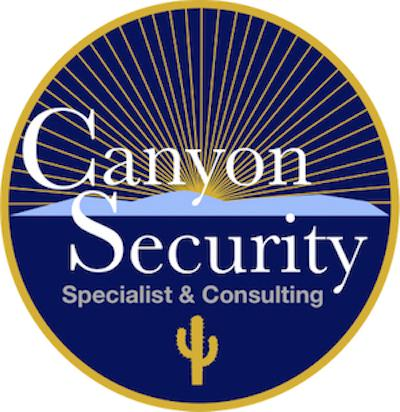 Canyon Security Specialist & Consulting Joins Nationwide