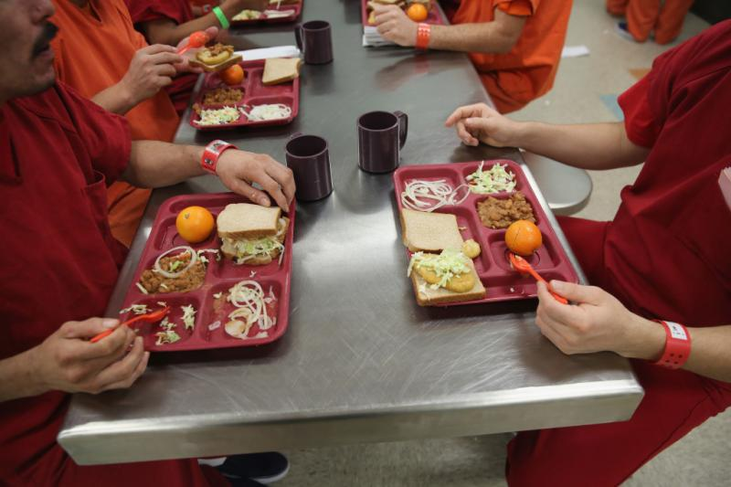 Catering & Food Services for Correctional Facilities