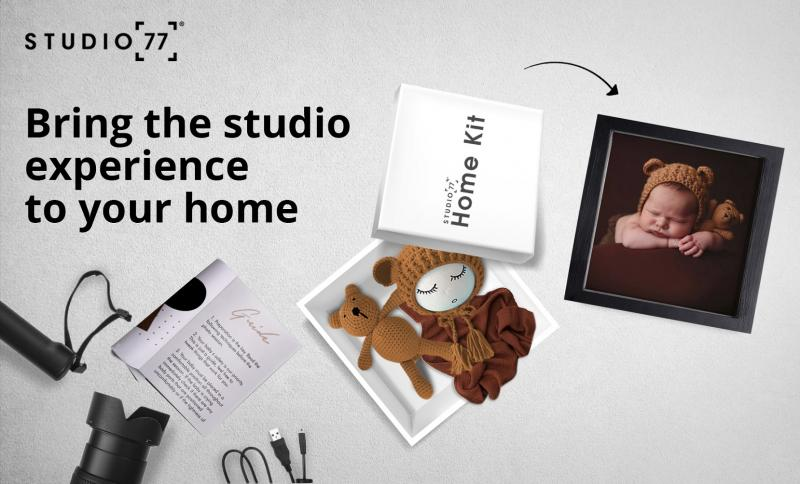 Studio 77's All New Photography Home Kit
