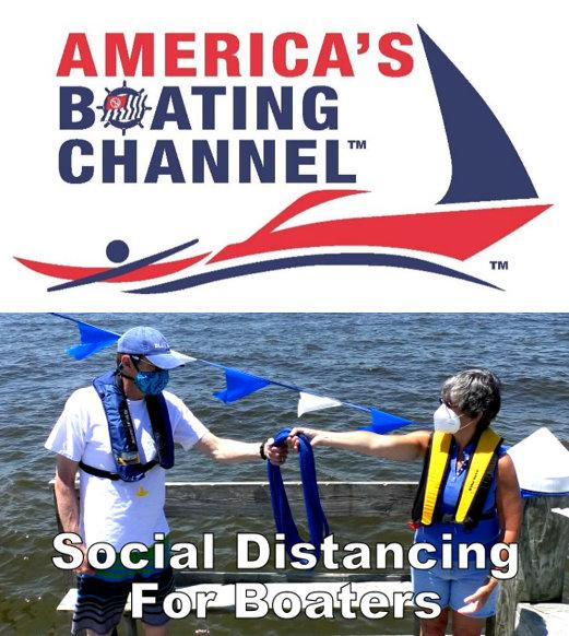Social Distancing for Boaters